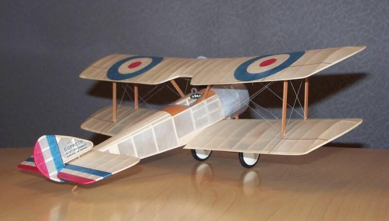 John Ernst Allied Flying Models
