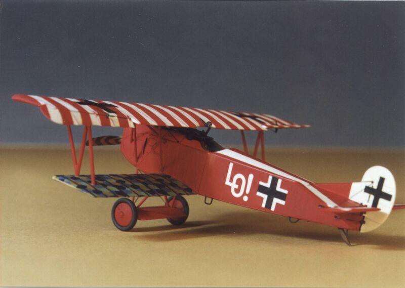 Steve Hustad S Fokker D Vii Models Jg 1