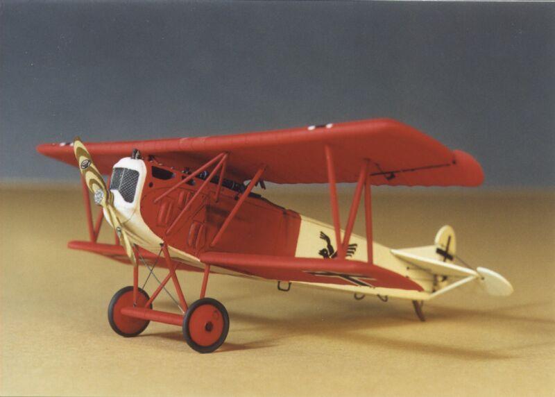 Steve Hustad's Fokker ...