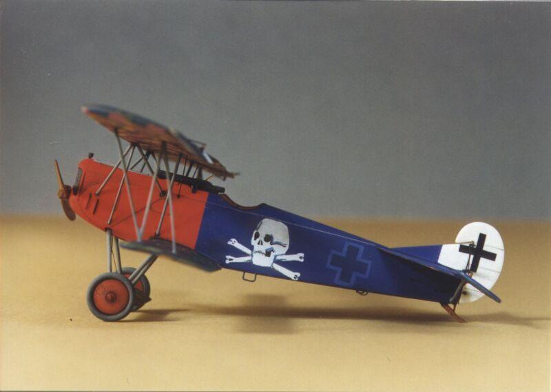 Steve Hustad S Fokker D Vii Models Other Jasta S